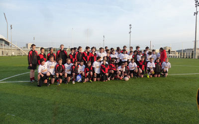 Rc Toulon Rugby Tours with inspiresport
