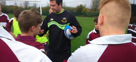 Northampton Saint Rugby Tour with inspiresport