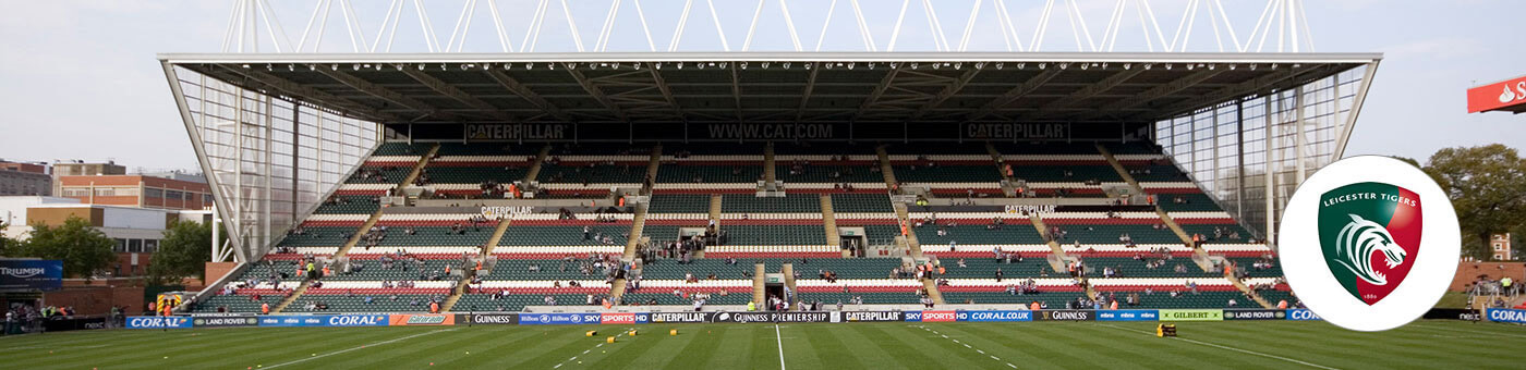 Leicester Tigers Welford Road Stadium