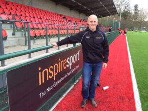 Inspiresport Staff are here to help
