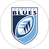 Cardiff blues badge