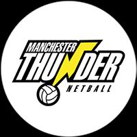 Manchester Thunder Netball Tours with inspiresport