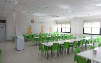 Villarreal CF training facility Restaurant