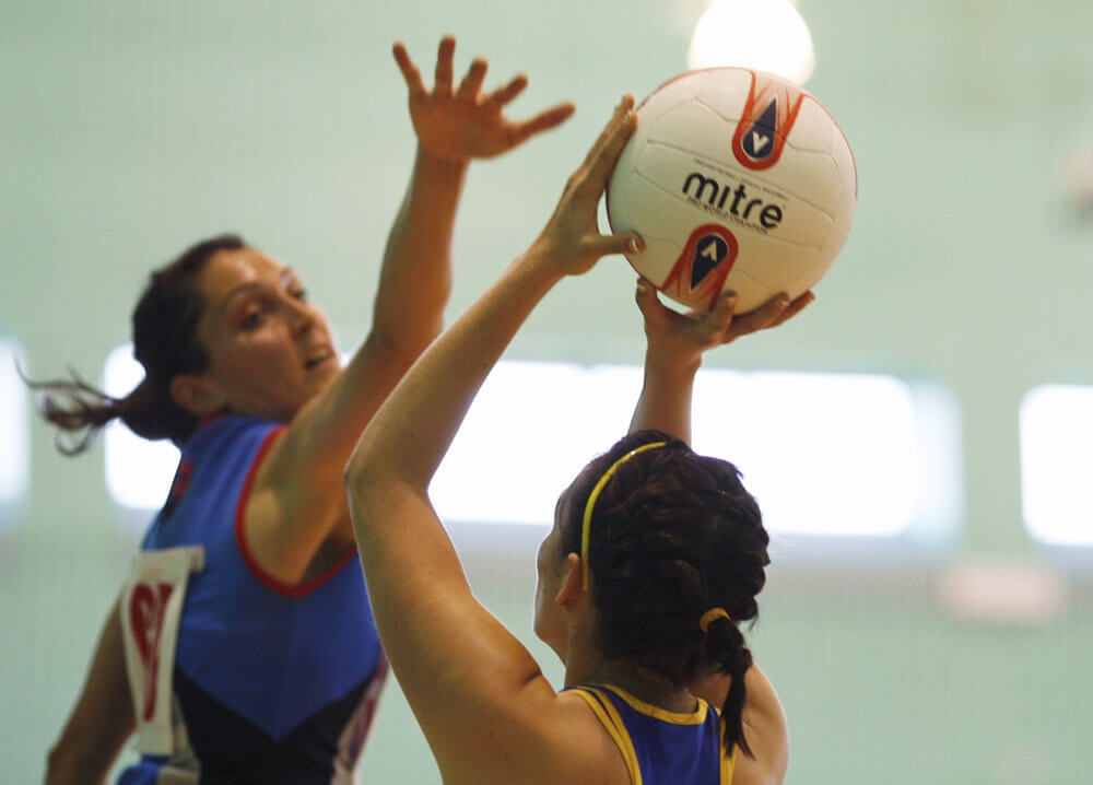 Netball Tours with Surrey Storm