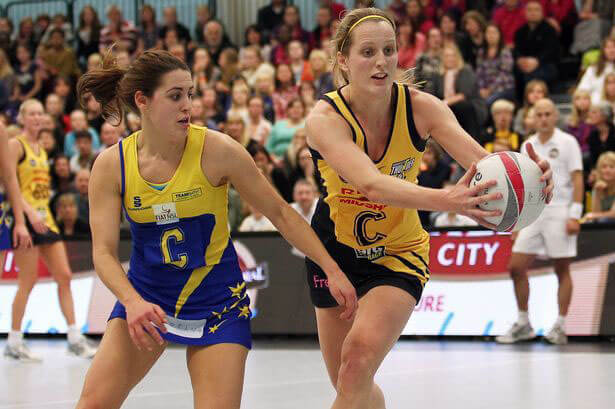 Netball Tours to Manchester Thunder for Schools and Clubs