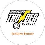Manchester Thunder Netball Partner
