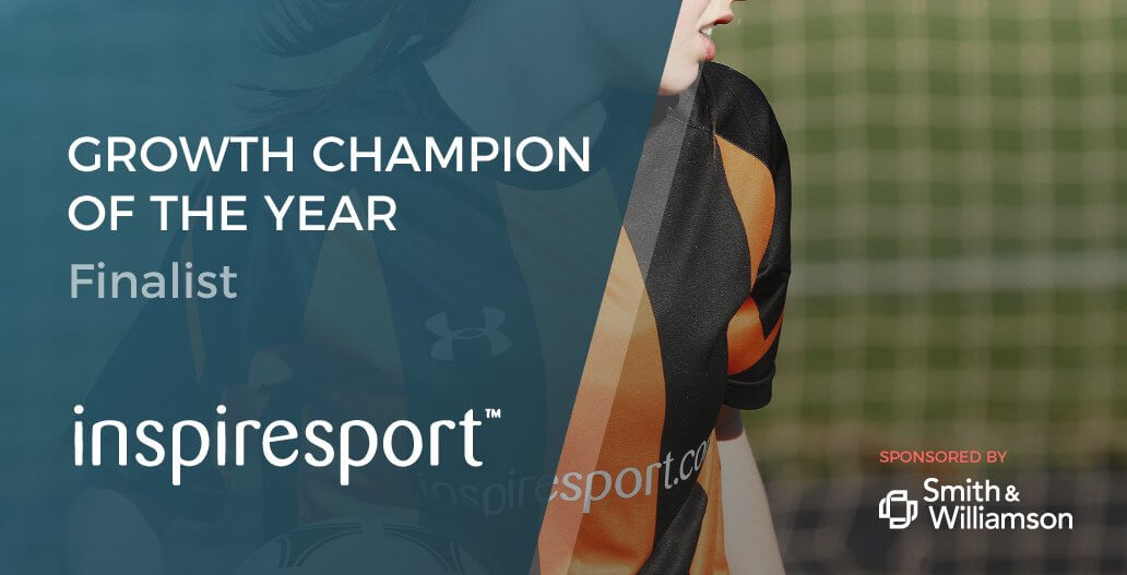 Growth Champion of the Year
