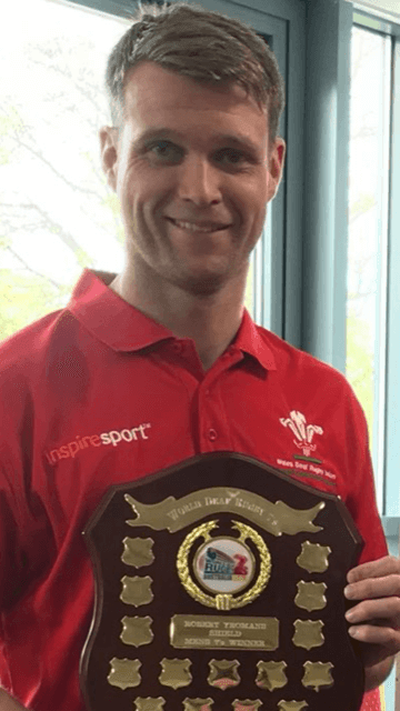 Wales World Deaf Rugby Sevenes Champions 2018