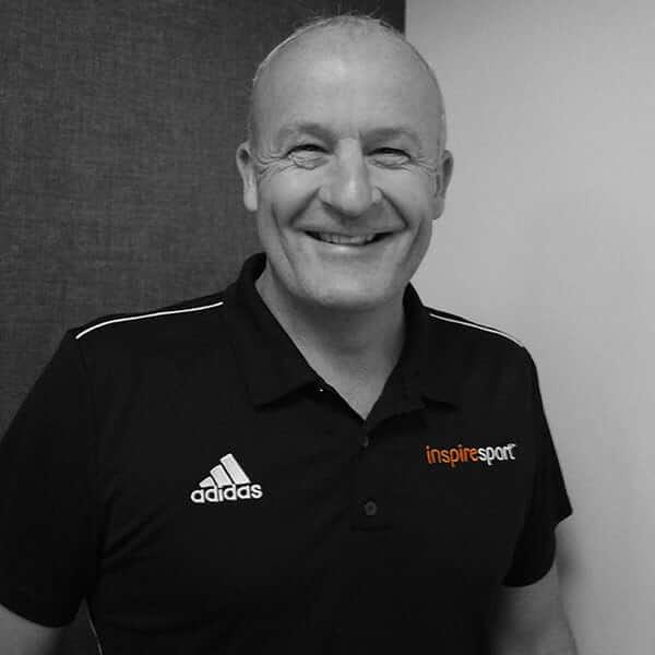 Ian Baker inspiresport