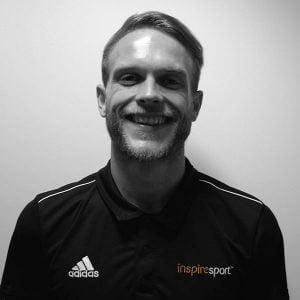 Shaun Newton inspiresport