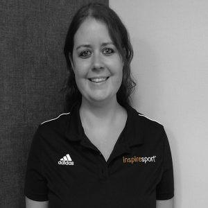 Vicky Matthews inspiresport