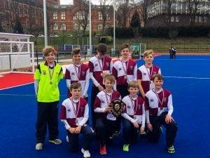 U13 Boys ISHC champions