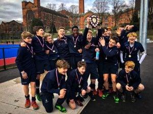 U15 Boys ISHC champions