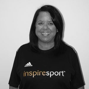 Debbie Abraham inspiresport
