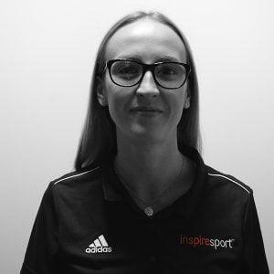 Jenna Hampson inspiresport
