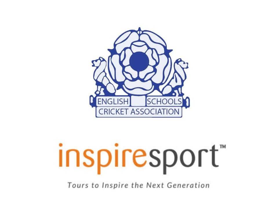 English Schools Cricket Association partnership with inspiresport