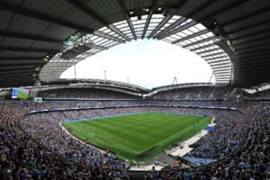 inside view of the etihad stadium