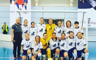 Manchester Futsal Women's Team