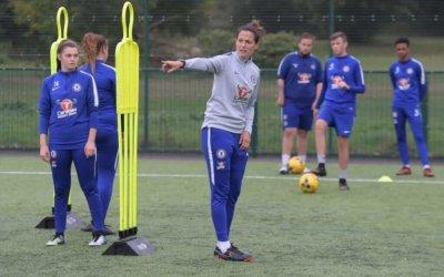 Chelsea Academy Training