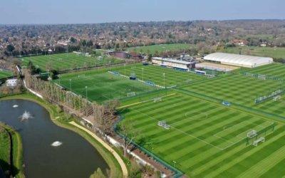 Cobham Training Ground Chelsea