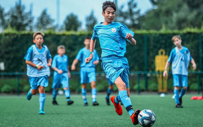 City Football Academy Training