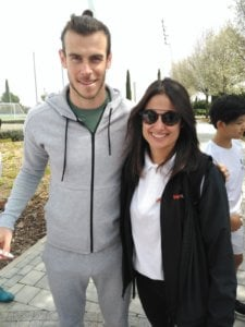 Harrow School Meeting Gareth Bale