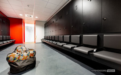 Training Dressing Room