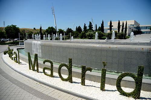 Real Madrid Valdebebas