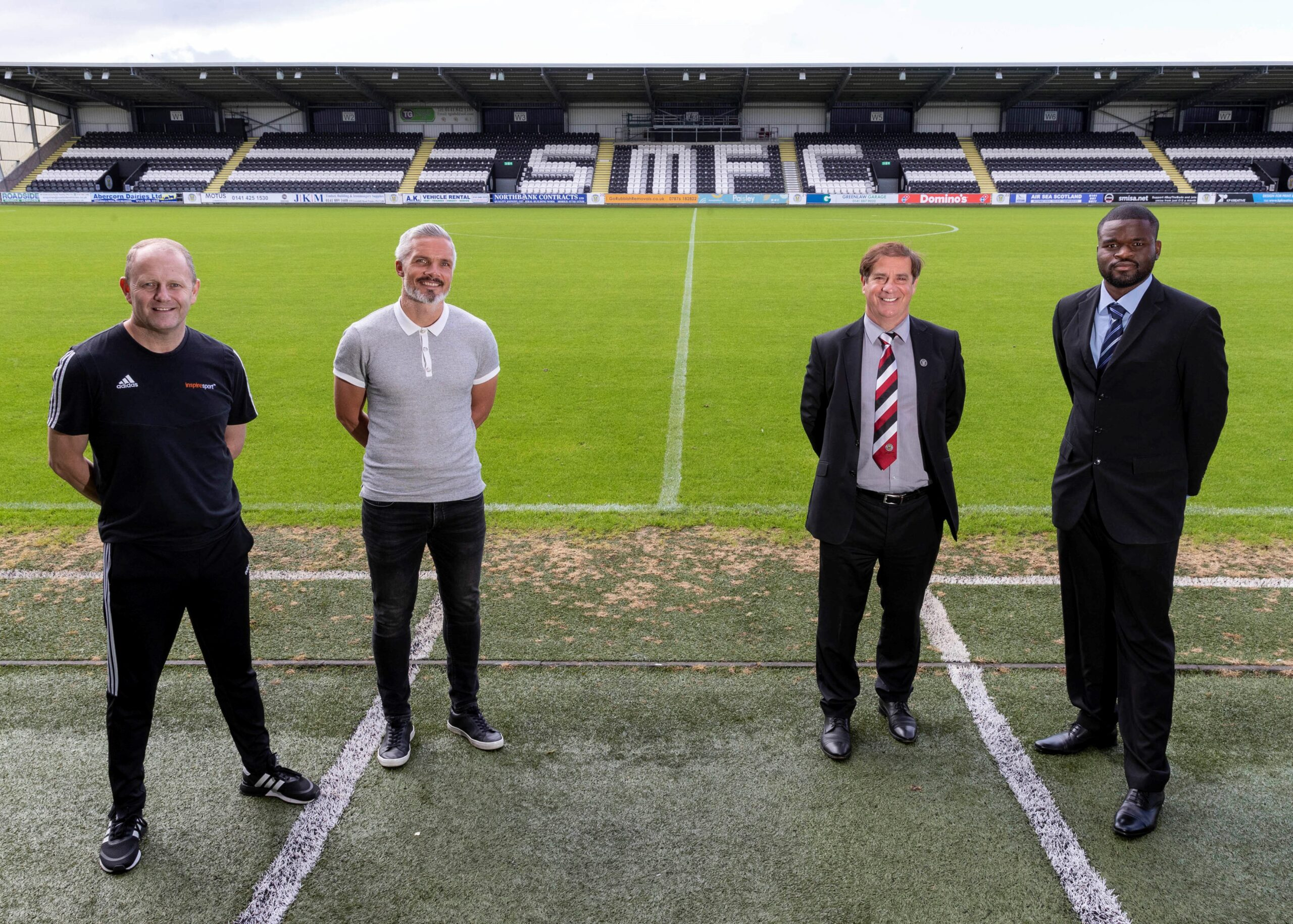 St Mirren confirm new partnership with Para Hills Knights SC
