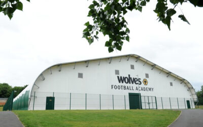 Wolves indoor dome